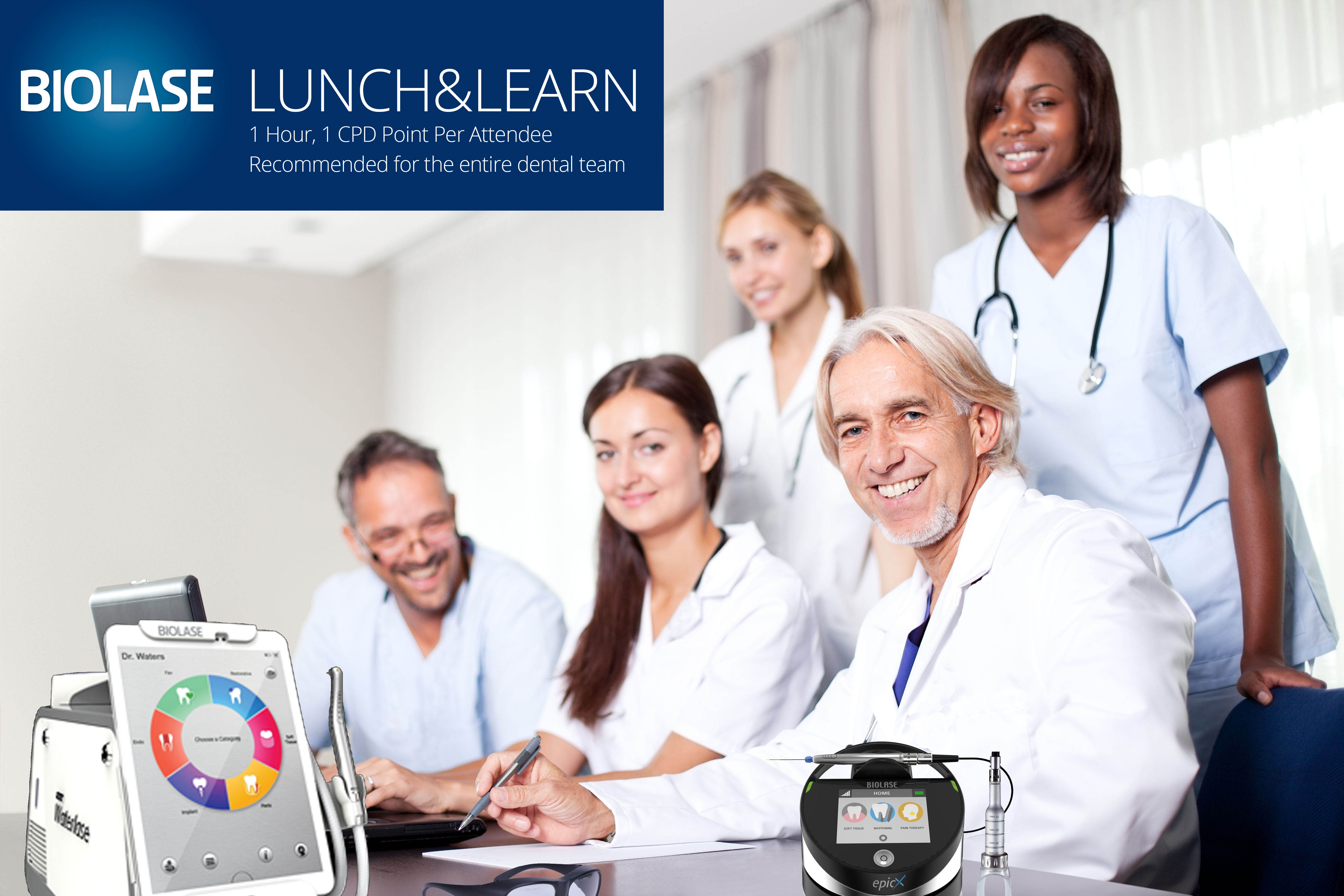 LASER LUNCH & LEARN with BIOLASE