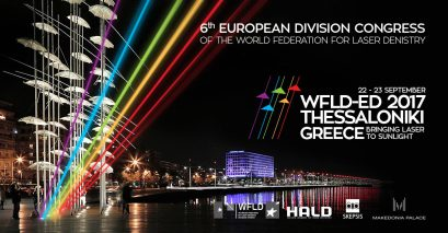 WALED & WFLD Laser Congress 2017 | Thessaloniki,  Greece