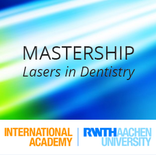 MASTERSHIP Lasers in Dentistry 2018 | Applications