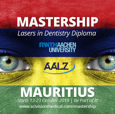 Mauritius, Mastership Lasers in Dentistry